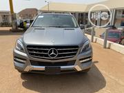 Mercedes-Benz M Class 2014 Gray | Cars for sale in Abuja (FCT) State, Durumi