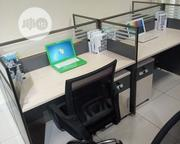 Brand New 4 Seater Workstation | Furniture for sale in Lagos State, Victoria Island