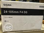 SIGMA 24-105mm Art Lens | Accessories & Supplies for Electronics for sale in Lagos State, Lagos Island