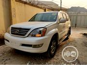 Lexus GX 2008 470 Sport Utility White | Cars for sale in Lagos State, Isolo