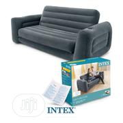 Intex Pull-Out Sofa Chair / Inflatable King Size Mattress Pump | Furniture for sale in Abuja (FCT) State, Lokogoma