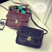 Women Leather Mini Shoulder Bag | Bags for sale in Lagos State, Ajah