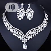Silver Jewelry Set   Jewelry for sale in Lagos State, Alimosho