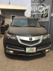 Acura MDX 2012 Black | Cars for sale in Lagos State, Surulere