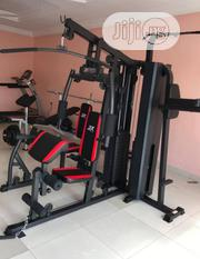 Five Station Multi Gym | Sports Equipment for sale in Lagos State, Surulere