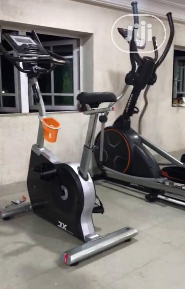 Commercial Magnetic Bike With Pulse