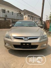 Honda Accord 2004 Automatic Gold | Cars for sale in Lagos State, Lagos Mainland