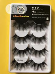Odoublecolors 3D Mink 5 In 1 Tray Eyelashes   Makeup for sale in Lagos State, Agboyi/Ketu