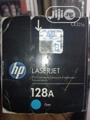 Hp Original Cartridge 128A Cyan | Accessories & Supplies for Electronics for sale in Lagos State, Ikeja