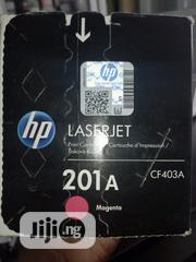 Hp Original Toner 201 Magenta | Accessories & Supplies for Electronics for sale in Lagos State, Ikeja