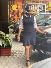 New Female Gown Attached With Shirt | Clothing for sale in Lagos State, Ikeja