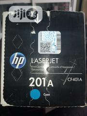 Hp Origina Cartridge 201A Cyan | Accessories & Supplies for Electronics for sale in Lagos State, Ikeja