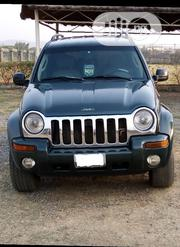 Jeep Cherokee 2005 Limited 3.7 Green | Cars for sale in Abuja (FCT) State, Wuye