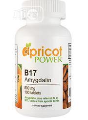 Vitamin B17 (Amygdalin) for Cancer 500mg (100 Capsules) | Vitamins & Supplements for sale in Lagos State, Ipaja