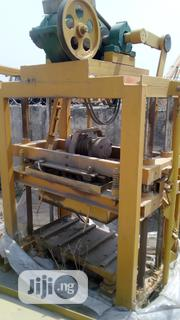 Electric Blocks Moulder | Manufacturing Equipment for sale in Abuja (FCT) State, Central Business District