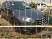 Honda Accord CrossTour 2012 EX Blue | Cars for sale in Lagos State, Ikeja