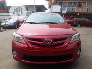 Toyota Corolla 2013 Red | Cars for sale in Lagos State, Ikeja