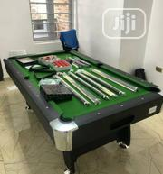 Snooker Board With Complete Accessories | Sports Equipment for sale in Edo State, Auchi
