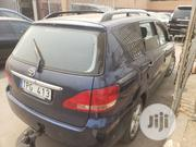 Toyota Avensis 2.0 D Verso 2002 Blue | Cars for sale in Lagos State, Surulere