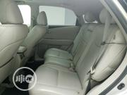 Lexus RX 2011 350 Silver | Cars for sale in Rivers State, Obio-Akpor