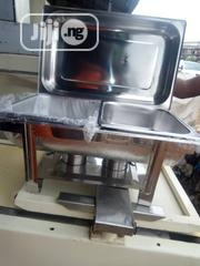 Quality Stainless Chafing Dish For Outdoor Catering | Restaurant & Catering Equipment for sale in Lagos State, Ojo