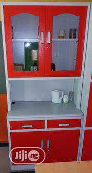 New Model Portable Metal Kitchen Cabinet   Furniture for sale in Lagos State, Ojo