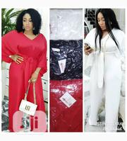 Classic Female Red Jumpsuit | Clothing for sale in Lagos State, Ikeja