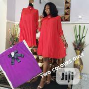 New Female Flare Short Gown | Clothing for sale in Lagos State, Ojodu