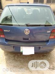 Volkswagen Golf 2004 Blue   Cars for sale in Lagos State, Victoria Island