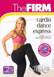 The Firm Cardio Dance Express Workout DVD   CDs & DVDs for sale in Lagos State
