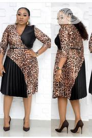 New Female Vneck Flare Gown | Clothing for sale in Lagos State, Ikoyi