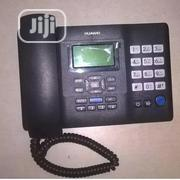 Huawei F501 GSM Table Phone Black | Home Appliances for sale in Lagos State, Ikeja