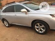 Lexus RX 2010 350 Silver | Cars for sale in Oyo State, Ibadan