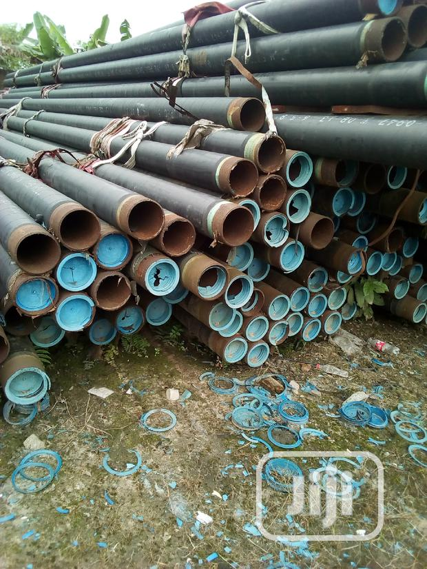 Iron And Steel Pipes