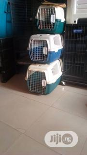 Plastic Pet Carriers | Pet's Accessories for sale in Lagos State, Ifako-Ijaiye