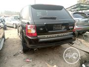 Land Rover Range Rover Sport 2008 Black | Cars for sale in Lagos State, Apapa