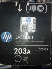 203A Magenta Cartridge Hp Standard | Accessories & Supplies for Electronics for sale in Lagos State, Ikeja