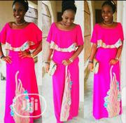 Red Long Gown Dress | Clothing for sale in Lagos State, Ajah