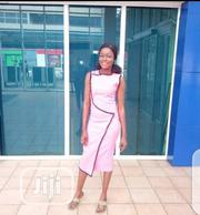 Gown Casual Dress in Peach | Clothing for sale in Lagos State, Ajah