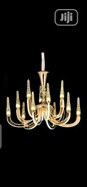 Led Classical Crystal Chandelier ,The Best And Higher Quality | Home Accessories for sale in Lagos State, Amuwo-Odofin