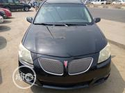 Pontiac Vibe 2004 Automatic Black   Cars for sale in Rivers State, Port-Harcourt