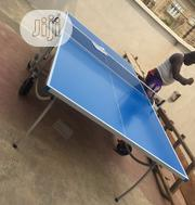 Brand New Imported Outdoor Table Tennis Board | Sports Equipment for sale in Delta State, Ugheli