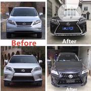 Upgrade Your Lexus Rx350 2010 To 2017 Face | Automotive Services for sale in Lagos State, Mushin