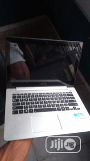 Laptop Asus VivoBook S300CA 4GB Intel Core i5 SSD 128GB   Laptops & Computers for sale in Lagos State, Ikeja