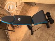 Original Brand New Imported Adjustable Sit Up Bench. Free Delivery | Sports Equipment for sale in Ogun State, Sagamu
