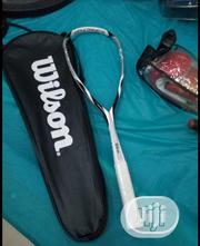 Wilson Squash Racket | Sports Equipment for sale in Lagos State, Lekki Phase 2