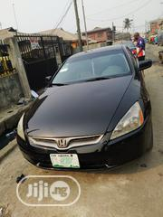 Honda Accord 2006 Coupe LX 3.0 V6 Automatic Black | Cars for sale in Lagos State, Mushin