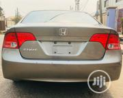 Honda Civic 1.8 Sedan EX 2007 Gold | Cars for sale in Lagos State, Ikeja