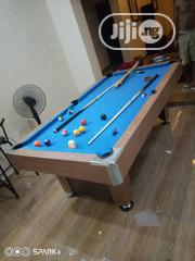 7ft Snooker Board With Accessories | Sports Equipment for sale in Lagos State, Isolo
