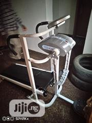 Manual Treadmill With Massager and Twister | Sports Equipment for sale in Lagos State, Kosofe